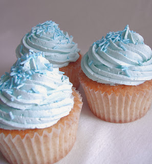 Cupcakes Azules, parte 4