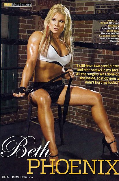 Congratulate, your Beth phoenix sexy authoritative message