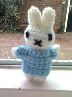 Miffy Amigurumi Crochet Pattern Free : 2000 Free Amigurumi Patterns: Nijntje a.k.a. Miffy