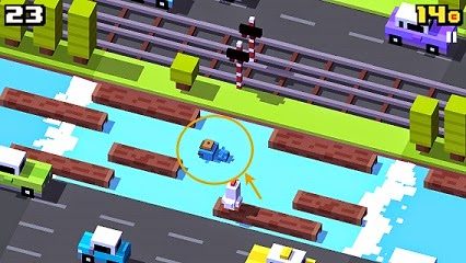 Crossy Road for Android and iOS Crossy Road Cheats Tips, And Tricks