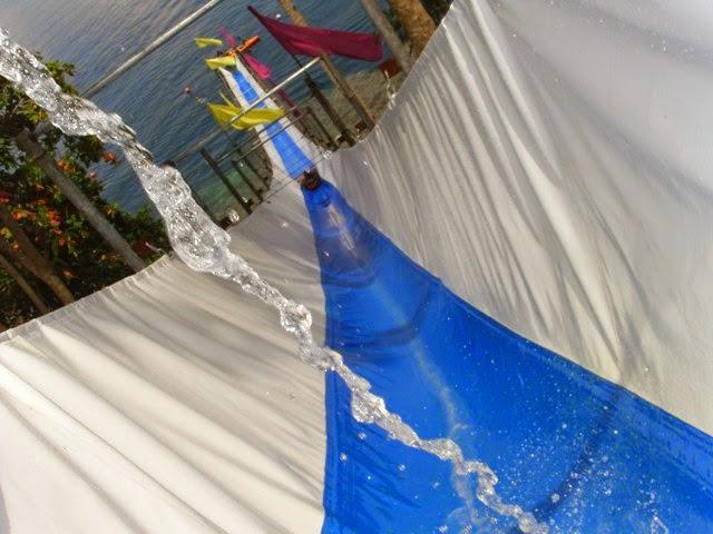 Maxima's Super Drop Water Slide ©AdventurePhilippines.ph