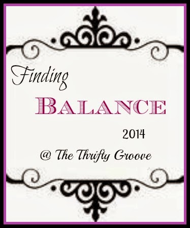 Join me in Finding Balance