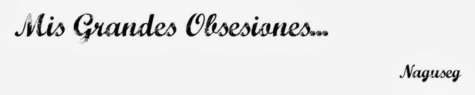 Mis Grandes Obsesiones