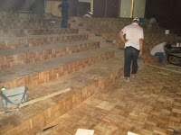 kayu flooring