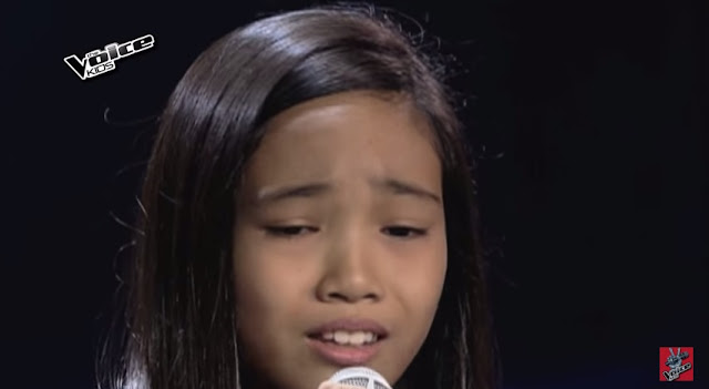 "'shy girl' Jhyleanne from Marilao, Bulacan sang Broadway hit ""On My Own"""