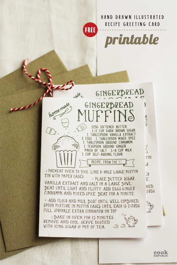 It is a picture of Enterprising Free Printable Recipes
