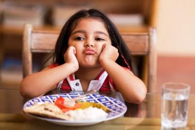 Anak tak suka makan