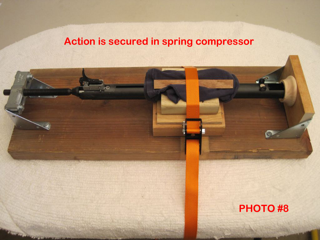 how to make airgun with air compressor