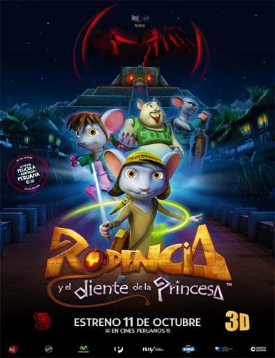 Ver Rodencia y el Diente de la Princesa (2012) Online
