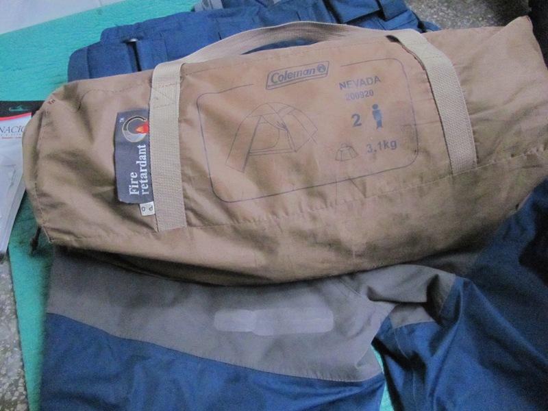 Coleman Nevada Tent & Gore Tex Patch - Repair Your Waterproof Gear