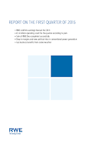 RWE, report, Q1, 2015, front page