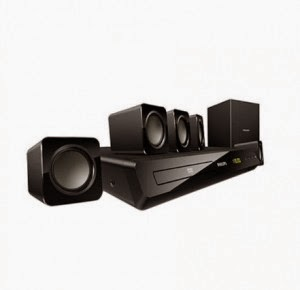 Snapdeal: Buy Philips HTS2511 Immersive Sound Home theater at Rs.7455