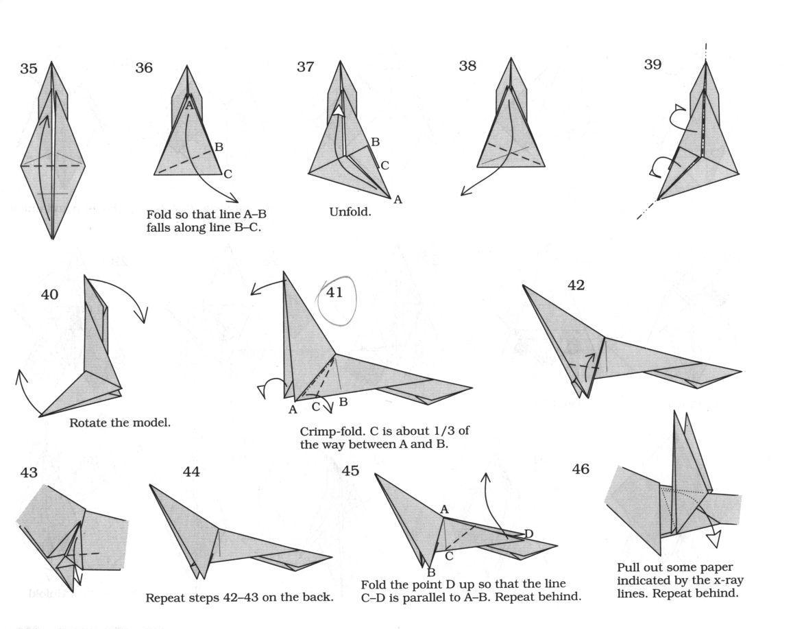 Blue Shark El Arte Del Origami