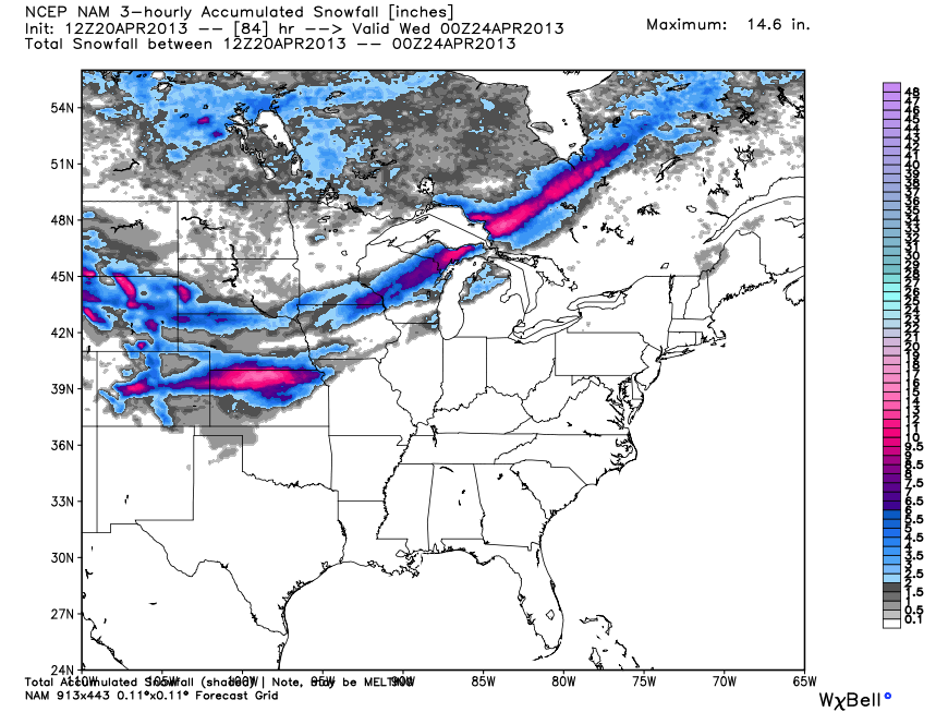 ... , Today's Featured Post: Thanksgiving Potentially Strong Winter Storm