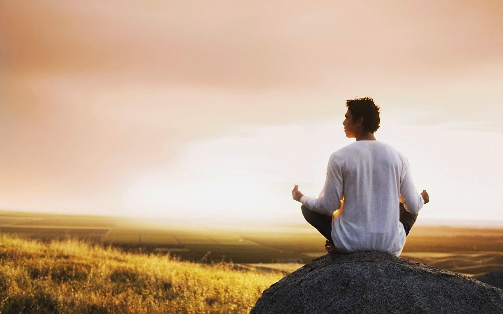 Meditation Wallpaper | Hindu God Wallpaper