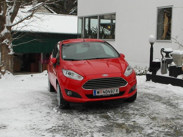 Ford Fiesta 2013 new