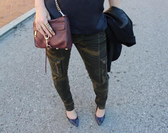 rebecca minkoff-camo print pants-street style