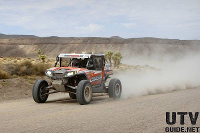 1934 RZR XP driven by Kiger, Mark Holz and William Yokley