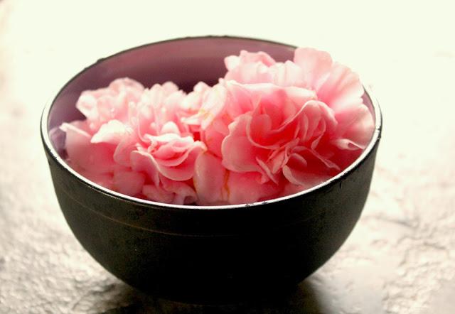 pink camelias + bowl : Wish List- Catherine Masi