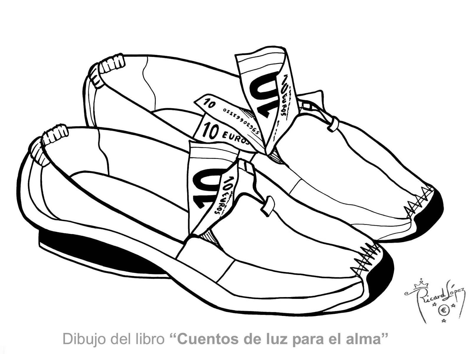 Dibujos muy originales para colorear de Ricard López: Dibujo de unos ...