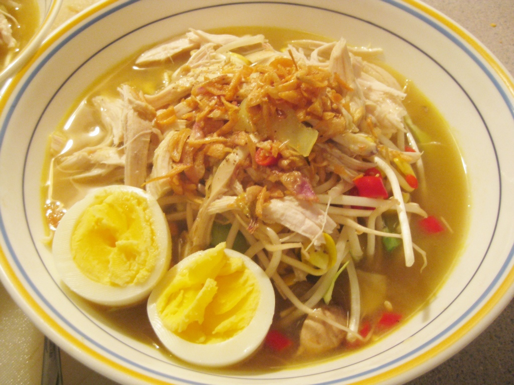 Indonesian Soup Indonesian Chicken Soup RecipesResep Soto