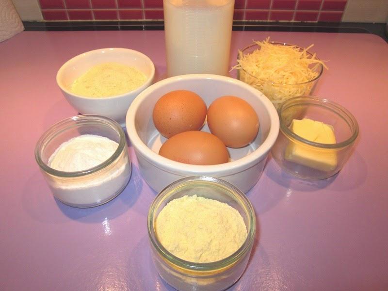 Recette sans gluten de soufflé salé