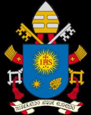 Brasão Pontifício de S.S. Franciscus