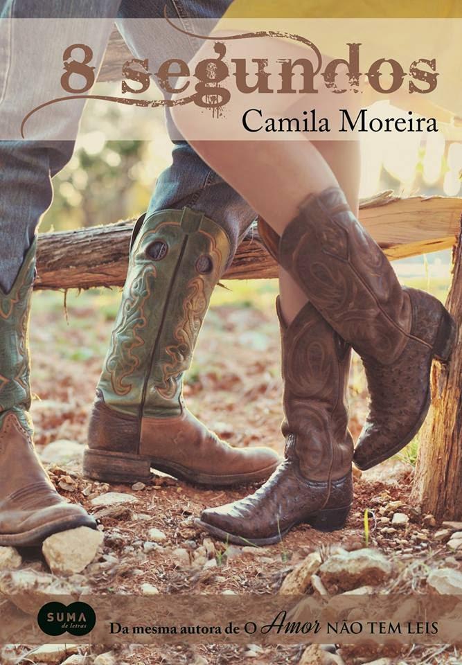 [Resenha] 8 Segundos - Camila Moreira @sumadeletras_br