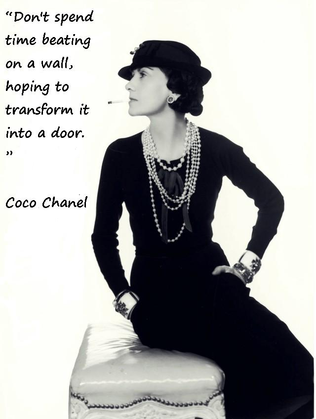 Coco Chanel Quotes. QuotesGram