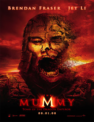 The Mummy: Tomb of the Dragon Emperor (2008) Online