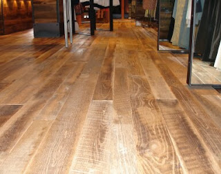 Reclaimed Hardwood Flooring Makes a Lot of Sense