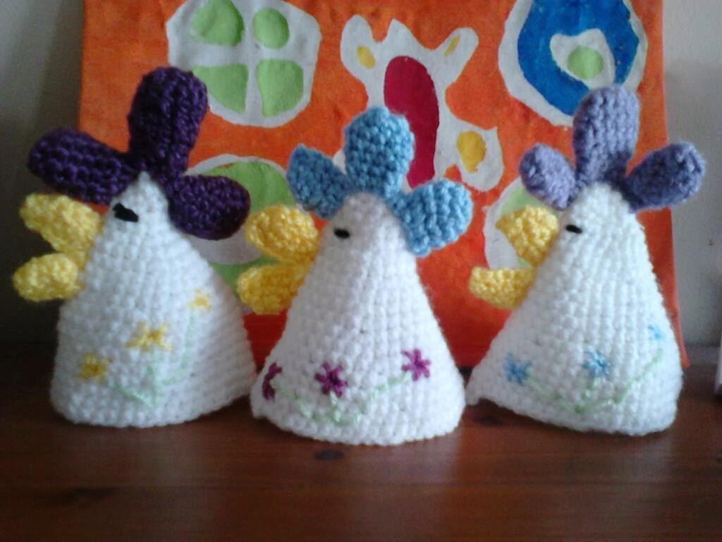 Egg Cosies Knitting Pattern Free