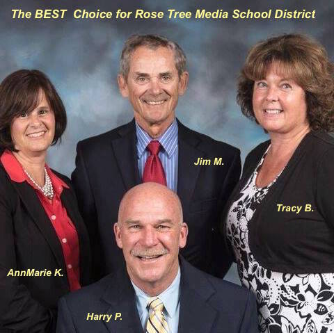 Rose Tree Media School District Candidates