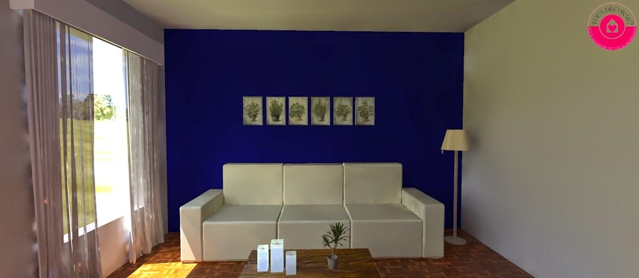 Sala De Estar Com Uma Parede Azul ~ segundafeira, 16 de fevereiro de 2015