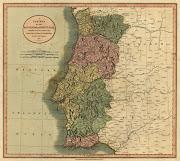 FELIZ ANO NOVO! Espero que a passagem de ano tenha sido cheia de petiscos, . (mapa de portugal)