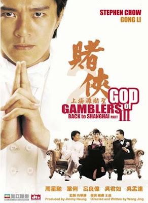 poster Thánh Bài 3: Trở Về Thượng Hải