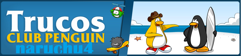 trucos de club penguin naruchu4