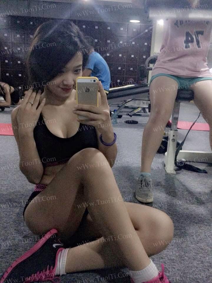 gái xinh Hằng Rubi 10