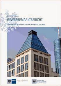 Gewerbemarktbericht Frankfurt Taunus IHK, Blumenauer Consulting Immobilien