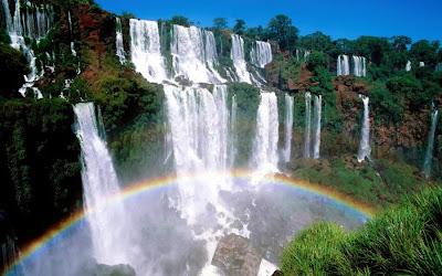 Những thác nước đẹp nhất thế giới
