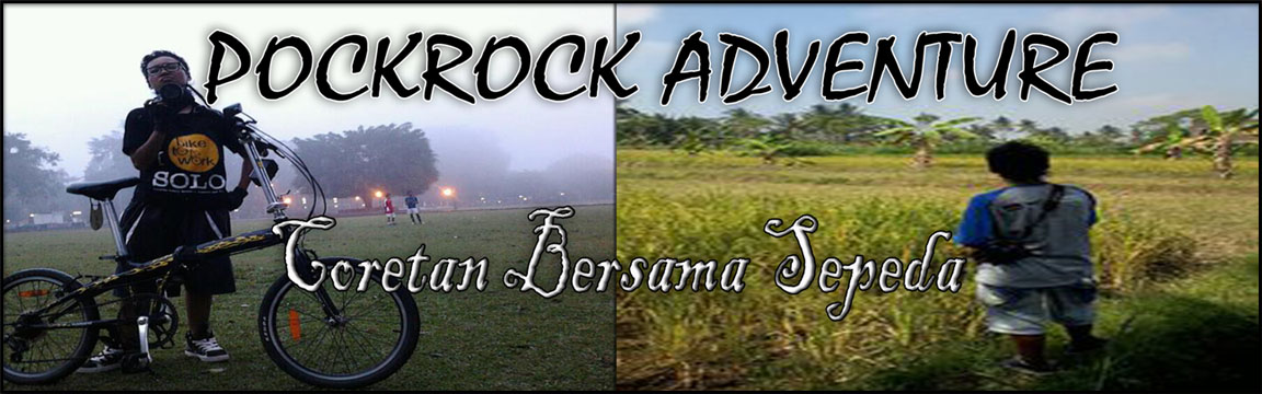 POCK ROCK ADVENTURER