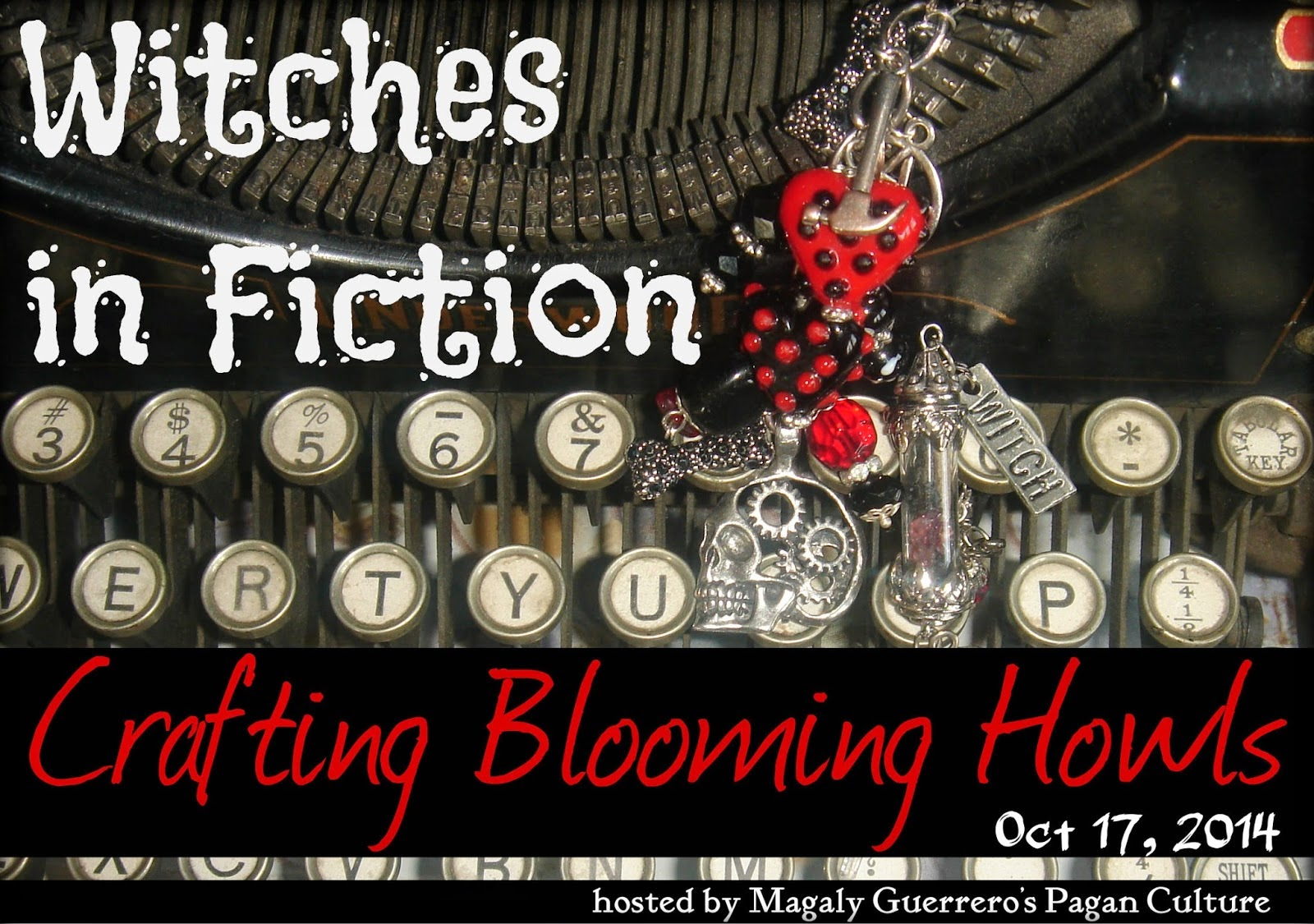 Witches in Fiction 2014… Crafting Blooming Howls