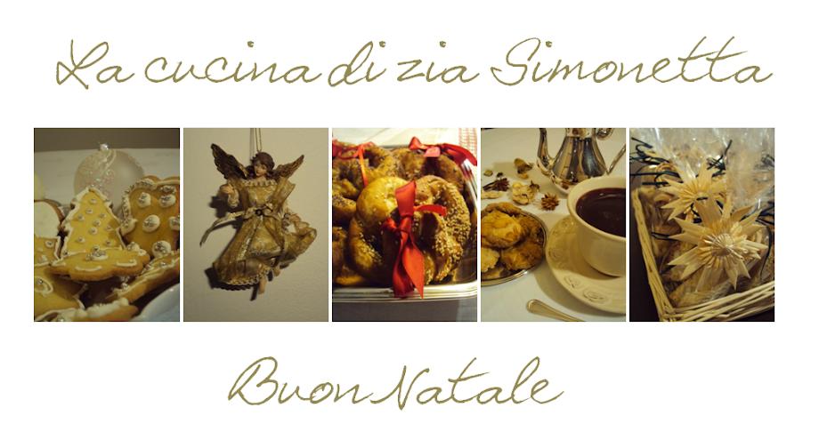 La cucina di zia Simonetta