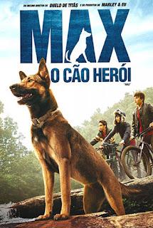 Max: O Cão Herói - BDRip Dual Áudio