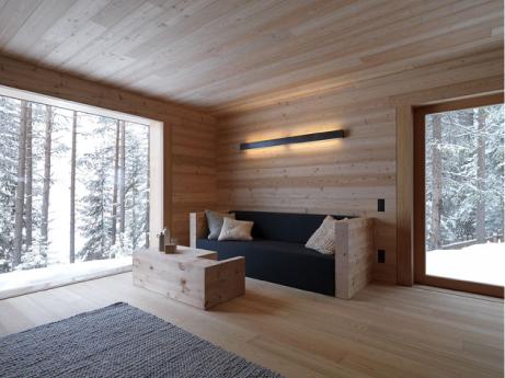 Un Moderno Rifugio Nel Cuore Delle Dolomiti Dettagli Home Decor