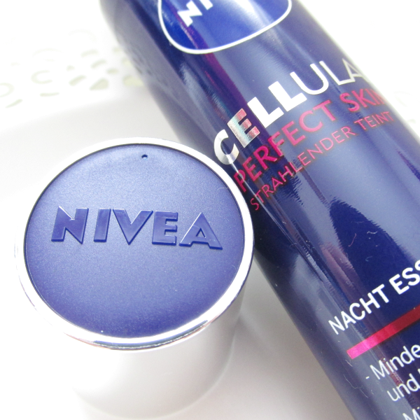 Nivea Cellular Perfect Skin - Nacht Essenz  review