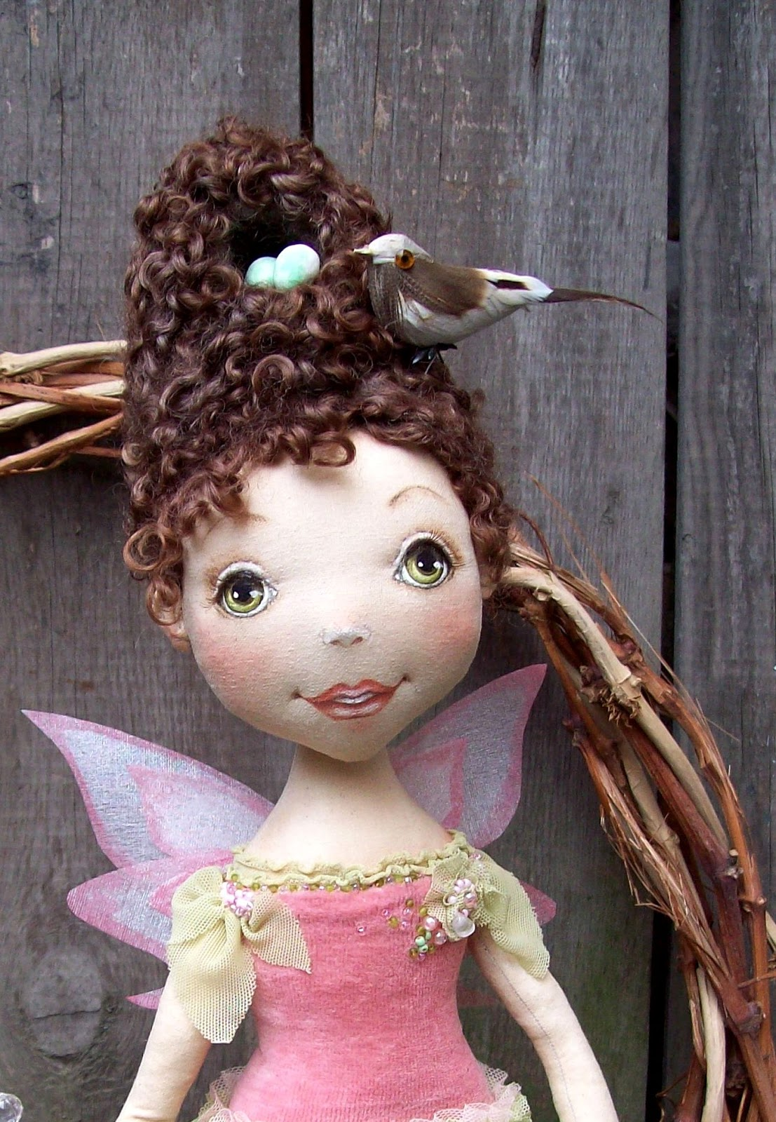 Куклы от Ольги Ким: марта 2013