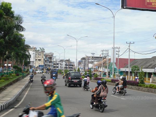 Lubuklinggau Indonesia  city pictures gallery : Kota Lubuklinggau ~ Bumi Nusantara