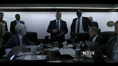 House of Cards (TV-Show / Series) - Season 3 Teaser Trailer -  Screenshot