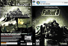 PC DVD GAMES FALLOUT 3 FULL VERSION (2DVD) RM20